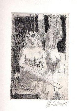 Livre Illustré Calandri - Sonetti