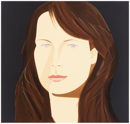 Lithographie Katz - Sophia (Holman)