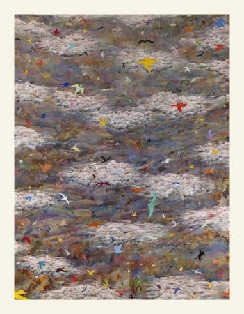 Sérigraphie Fryer - Souls of Lost Painters