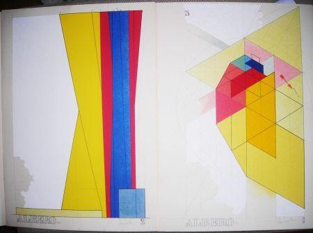 Lithographie Pomodoro - Sovraesistenze