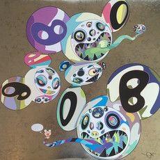 Offset Murakami - Spiral
