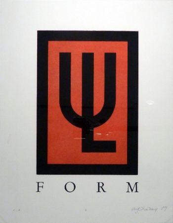 Eau-Forte Et Aquatinte Lüthi - Spirit. Form. Reason.