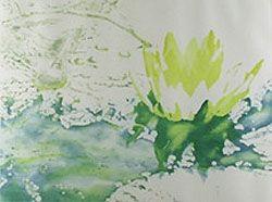 Lithographie Raffael - Spirit Lily