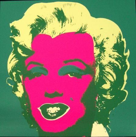 Sérigraphie Warhol - S/T