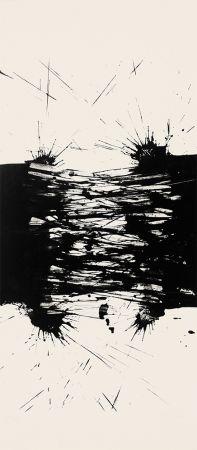 Lithographie Broglia - S/T