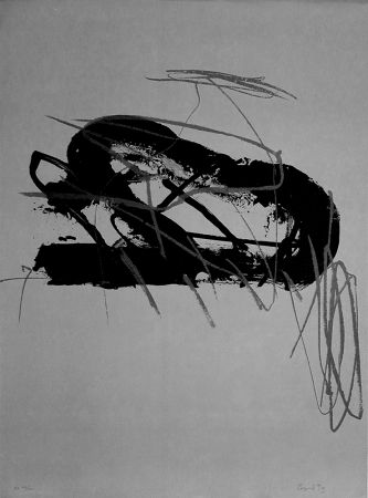 Lithographie Bird - S/T