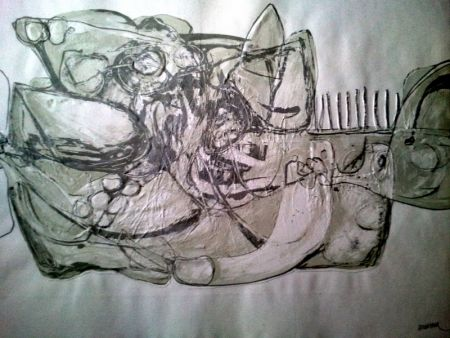 Gravure Cormenzana - S/T