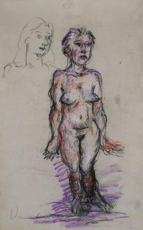 Aucune Technique Wandrer - Standing Nude