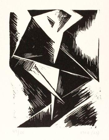 Linogravure Kubicki - Stanislaw Kubicki 1889 - 1942