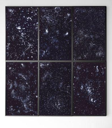 Lithographie Rondinone - Stars