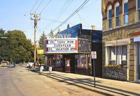 Sérigraphie Cone - State Theatre