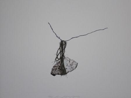 Lithographie Siegert - Stein / Rock