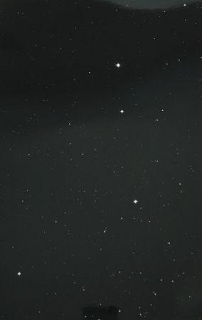 Estampe Numérique Ruff - #Stern 20h 00m / -35° 1992/2016