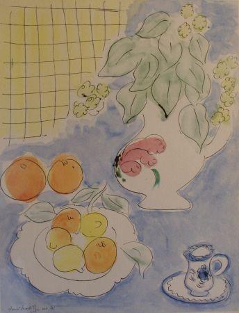 Lithographie Matisse - Still life