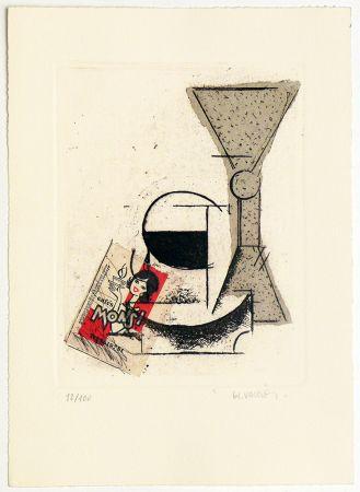 Gravure Valdés - Still Life II