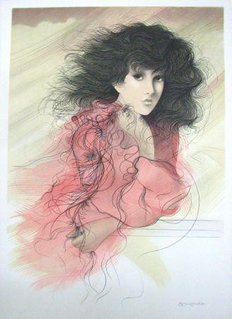 Lithographie Benvenuti - Story of Spring