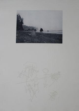 Sérigraphie Roth - Strand / Beach