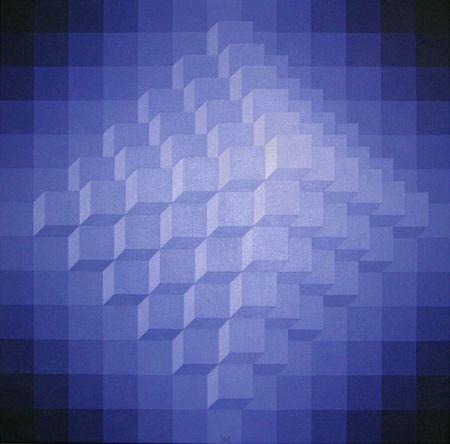 Aucune Technique Yvaral - Structure Cubique B