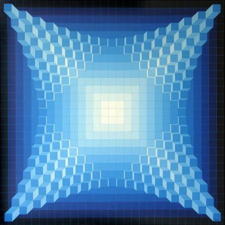 Aucune Technique Yvaral - Structure Cubique Quadri B