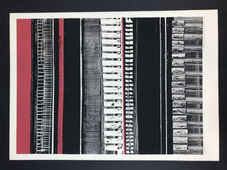 Sérigraphie Pomodoro -  Strutturazione, 19655