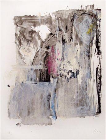 Lithographie Frankenthaler - Sudden Snow (1987)