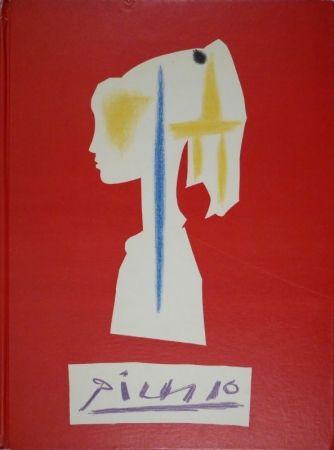 Livre Illustré Picasso - Suite de 180 dessins de Picasso. Picasso and the Human Comedy. A Suite of 180 drawings by Picasso