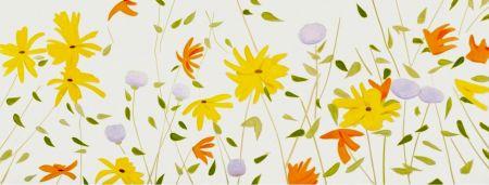 Sérigraphie Katz - Summer Flowers