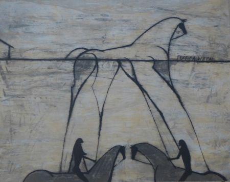 Gravure Bedia - Sunka Wakan