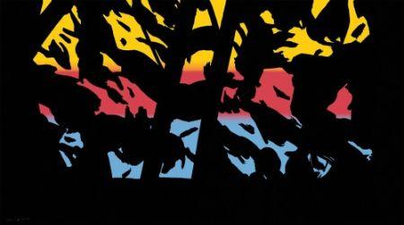 Multiple Katz - Sunset 3,
