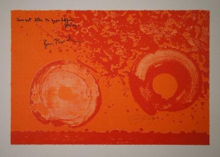 Lithographie Piene -