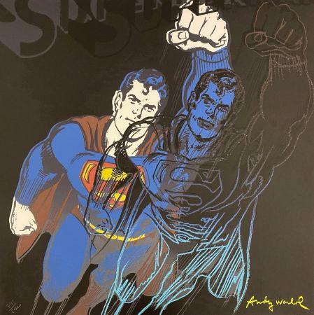 Offset Warhol - Superman