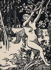 Gravure Sur Bois Lepere - Susanna et les vieillards