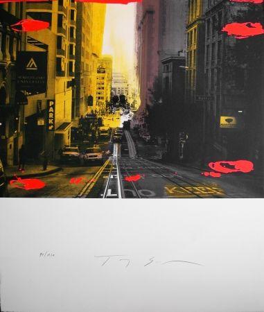 Lithographie Soulie - SUTTER LITHOGRAPHIE de TONY SOULIE