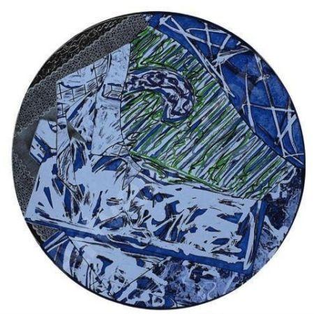 Gravure Stella - Swan Engraving Circle l, State lll