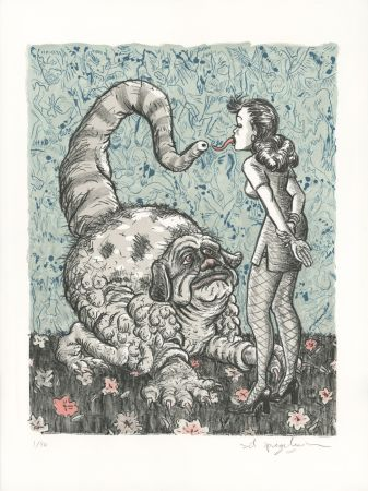 Lithographie Spiegelman - Sweet and Somber