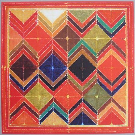 Lithographie Raza - Symboles 1