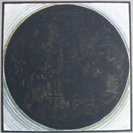 Lithographie Raza - Symboles 2