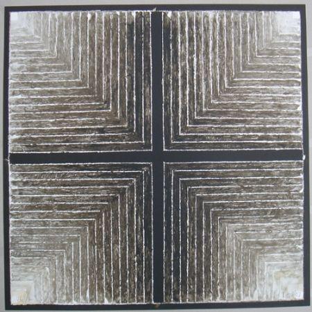 Lithographie Raza - Symboles 7
