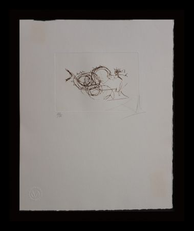 Gravure Dali - Symbols Working