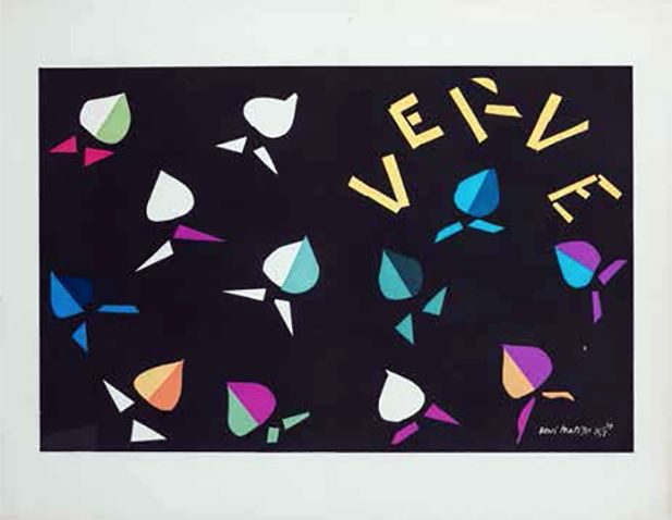 Lithographie Matisse -