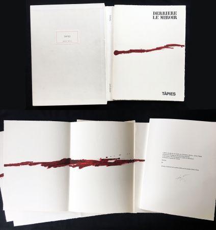 Livre Illustré Tàpies - TÀPIES & Joan BROSSA :