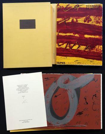 Livre Illustré Tàpies - TÀPIES :