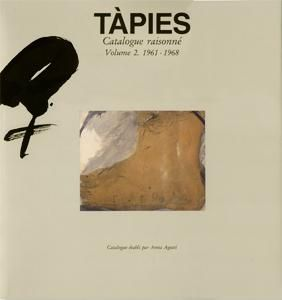 Livre Illustré Tàpies - Tàpies. Catalogue raisonné. Volume 2. 1961-1968