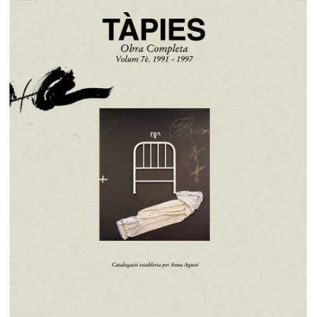 Livre Illustré Tàpies - Tàpies. Obra completa.Complete Works. volume VII. 1991-1997