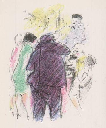 Livre Illustré Vertes - Tableaux contemporains: Tableau des Courses, de la Boxe, de la Vénérie, de l'Amour Vénal, des Grands Magasins, de la Mode, de l'Au-Delà, du Palais, de la Bourgeoisie.