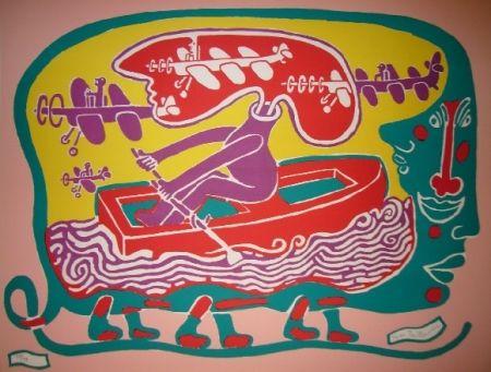 Lithographie Taillandier - Taillandier land