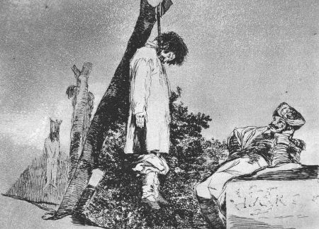 Eau-Forte Goya - Tampoco
