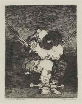 Gravure Goya - Tan bárbara la seguridad como el delito (Little Prisoner)