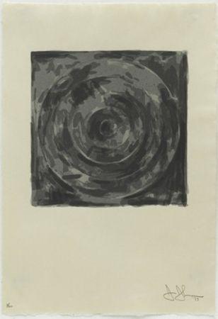 Sérigraphie Johns - Target, from the Meyer Schapiro Portfolio