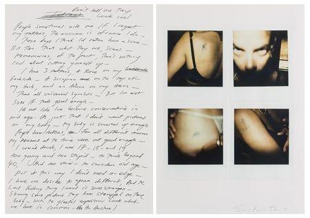 Lithographie Emin - Tatoo